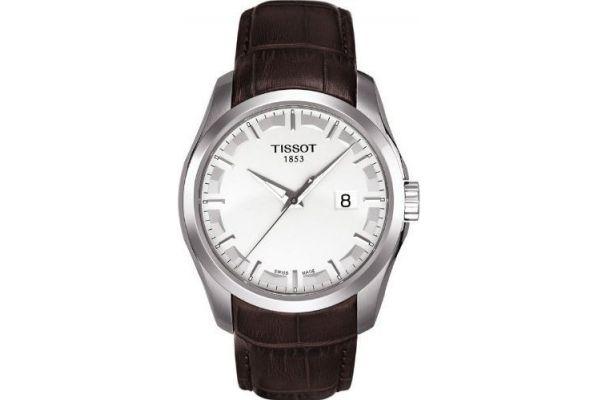 Mens Tissot Couturier Watch T035.410.16.031.00