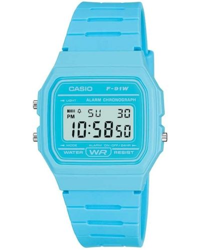 Unisex Casio Classic Collection F-91WC-2AEF Watch