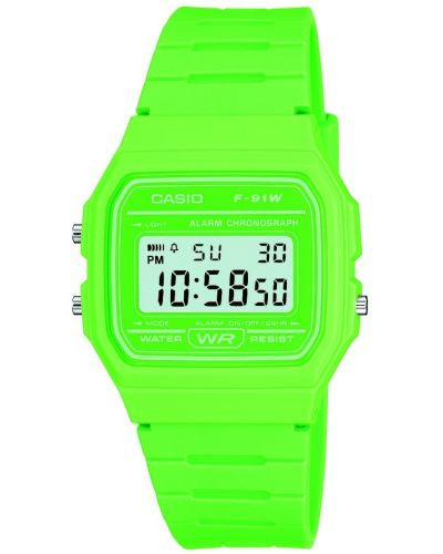 Unisex Casio Classic Collection F-91WC-3AEF Watch