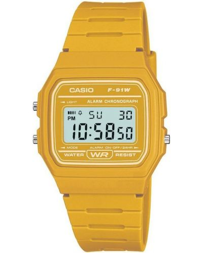 Unisex Casio Classic Collection F-91WC-9AEF Watch