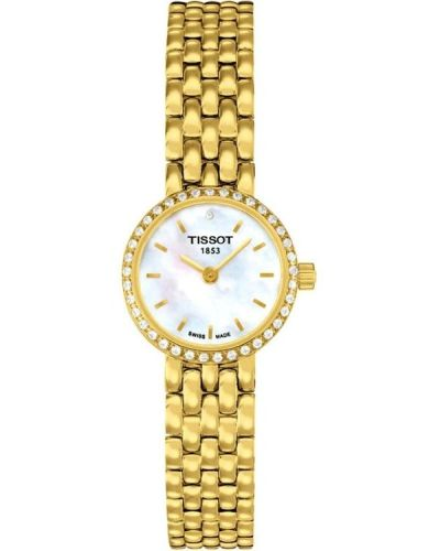 Womens Tissot Lovely DIAMOND T058.009.63.116.00 Watch