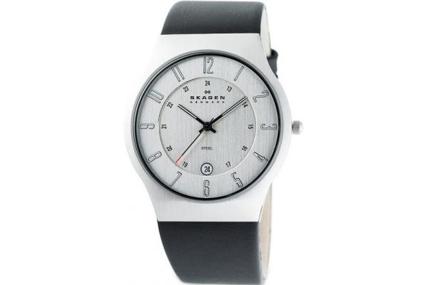 Mens Skagen Grenen Watch 233XXLSLC