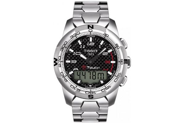 Mens Tissot  T Touch Watch T047.420.44.057.00