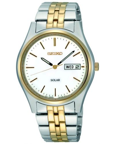 Mens Seiko Solar SNE032P1 Watch