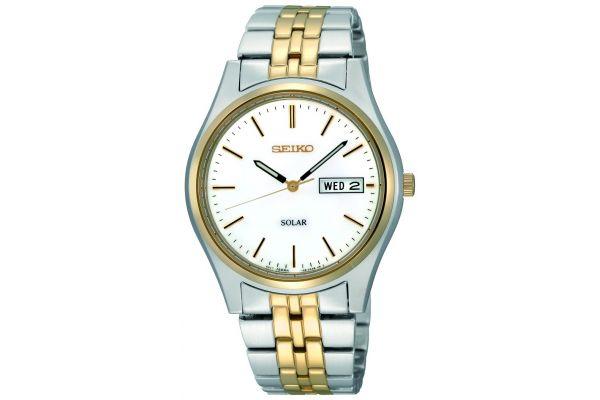 Mens Seiko Solar Watch SNE032P1
