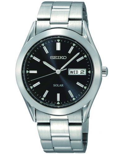 Mens Seiko Solar SNE039P1 Watch