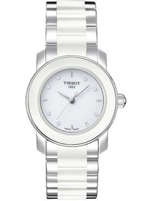 Womens Tissot T Cera T064.210.22.016.00 Watch