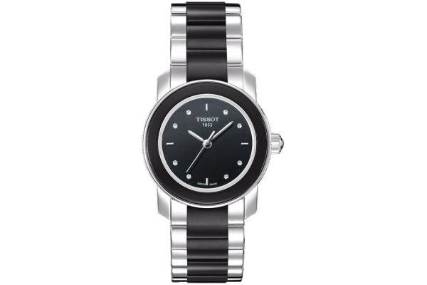 Womens Tissot T Cera Watch T064.210.22.056.00