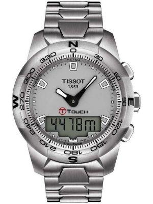 Mens Tissot T Touch II T047.420.11.071.00 Watch
