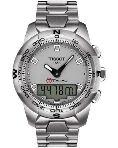 Mens Tissot T Touch II T047.420.11.071.00 Watch
