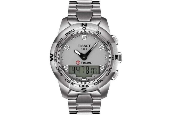 Mens Tissot T Touch Watch T047.420.11.071.00