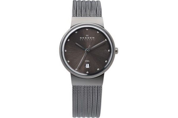 Womens Skagen Ancher Watch 355SMM1