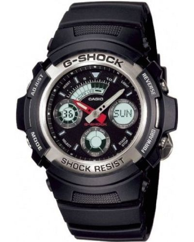 Mens Casio G Shock AW-590-1AER Watch