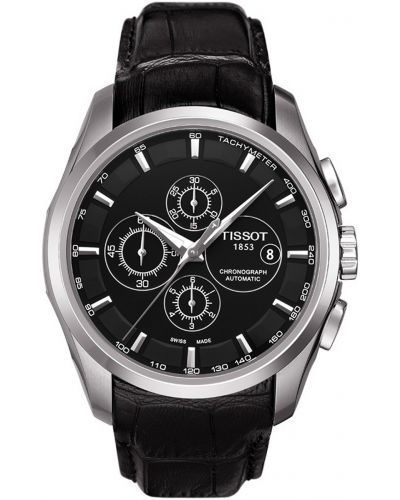 Mens Tissot Couturier T035.627.16.051.00 Watch