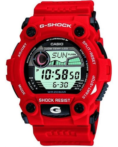 Mens Casio G Shock Red and black G-7900A-4ER  Watch