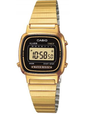 Womens Casio Classic Collection LA670WEGA-1EF Watch