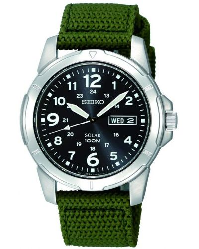 Mens Seiko Solar SNE095P2 Watch