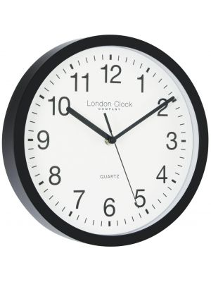Sweep Seconds Simple Office Wall Clock 24181 | 24181