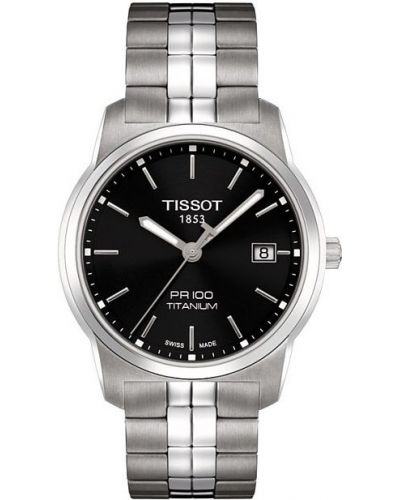 Mens Tissot PR100 QUARTZ T049.410.44.051.00 Watch