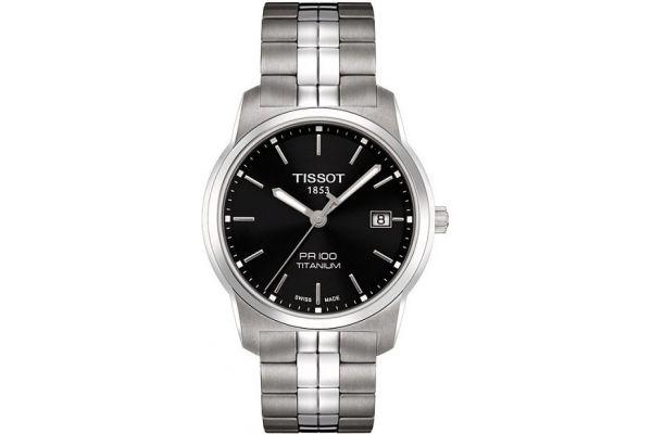Mens Tissot PR100 Watch T049.410.44.051.00