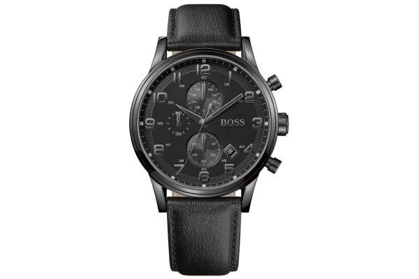Mens Hugo Boss Aeroliner Watch 1512567