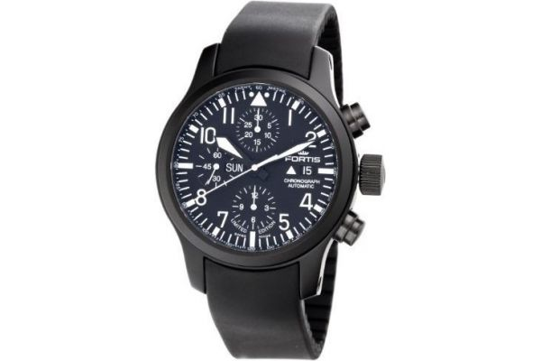 Mens Fortis B-42 Flieger Watch 656.18.81K