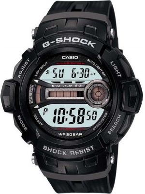 Mens Casio Pro Trek G-Shock GD-200-1ER Watch
