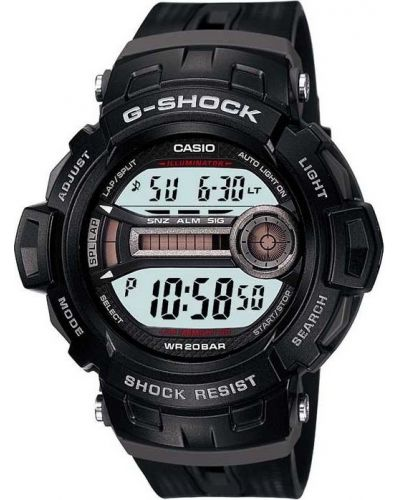 Mens Casio Pro Trek G-Shock GD-200-1ER Watch