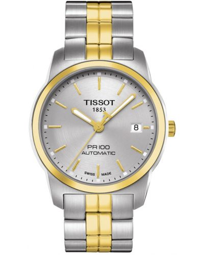 Mens Tissot PR100 AUTOMATIC T049.407.22.031.00 Watch