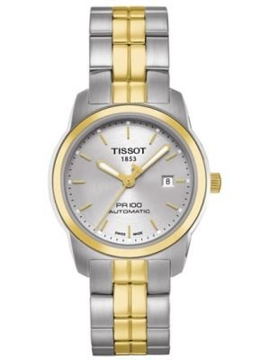 Womens Tissot PR100 AUTOMATIC T049.307.22.031.00 Watch