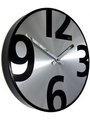 Contemporary Aluminium Office Wall Clock | 20321