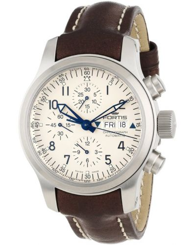 Mens Fortis B-42 Flieger 635.10.12 L 16 Watch