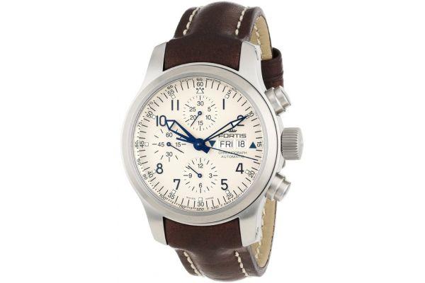 Mens Fortis B-42 Flieger Watch 635.10.12 L 16