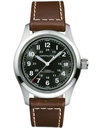 Mens Hamilton Khaki Field Automatic H70455533 Watch