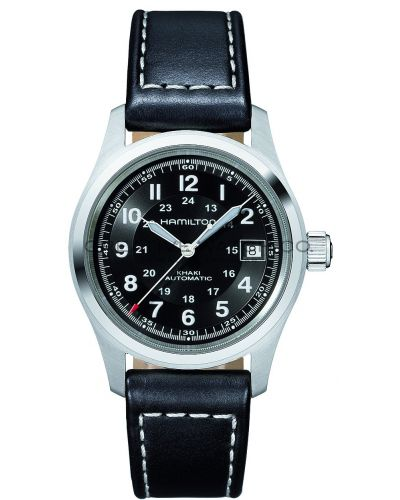 Mens Hamilton Khaki Field Automatic H70455733 Watch