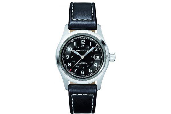 Mens Hamilton Khaki Field Watch H70455733