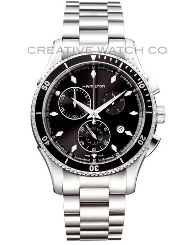 Mens Hamilton American Classic Jazzmaster Seaview Chrono H37512131 Watch
