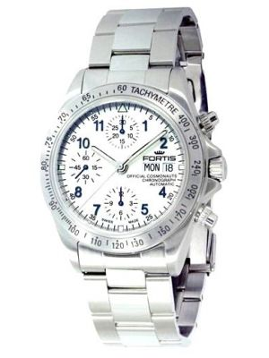 Mens Fortis Official Cosmonauts 630.10.92M Watch