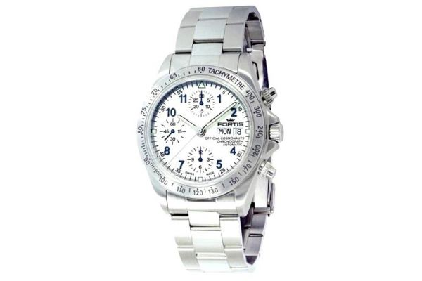 Mens Fortis Official Cosmonauts Watch 630.10.92M