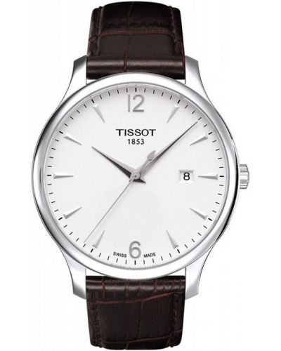 Mens Tissot Tradition T063.610.16.037.00 Watch