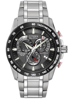 Mens Citizen Perpetual Calendar Perpetual Chrono A.T AT4008-51E Watch