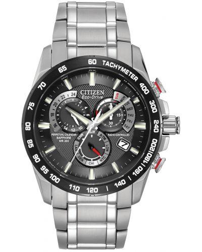 Mens Citizen Perpetual Calendar Perpetual Chrono A.T AT4008-51E Watch