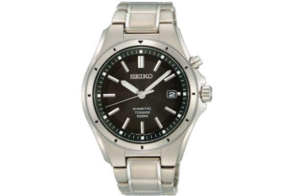 Mens Seiko  Kinetic Watch SKA493p1