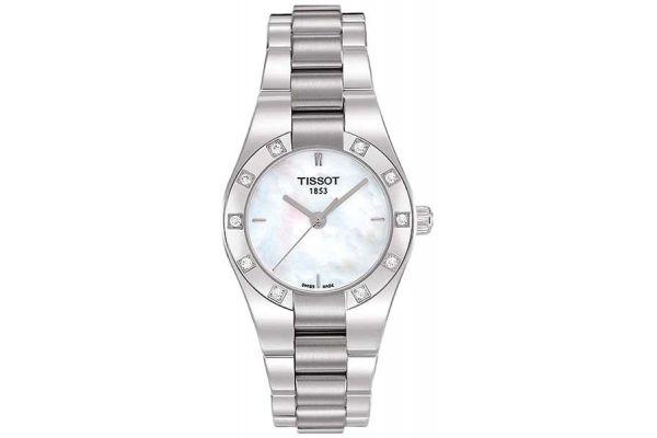 Womens Tissot Glam Sport Watch T043.010.61.111.00