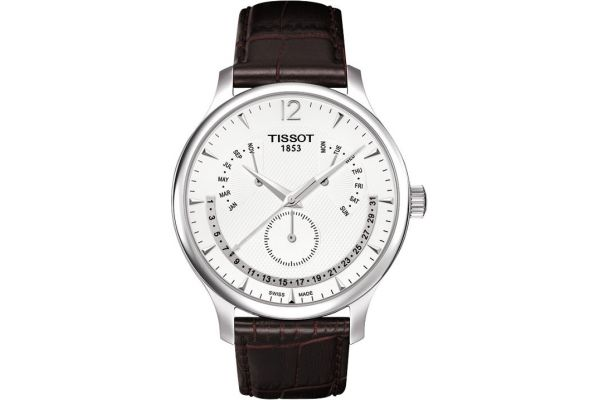Mens Tissot  Tradition Watch T063.637.16.037.00