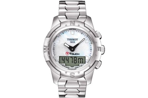 Womens Tissot T Touch Watch T047.220.44.116.00