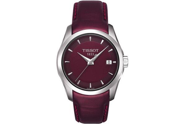 Womens Tissot Couturier Watch T035.210.16.371.00