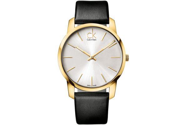 Mens Calvin Klein CITY Watch K2G21520