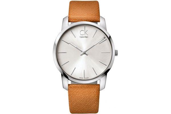 Mens Calvin Klein CITY Watch K2G21138