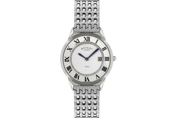 Mens Rotary Ultra Slim Watch GB08000/21